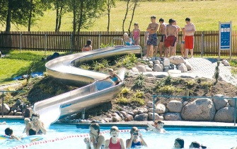 Slide Outdoor Pool Niederdieten