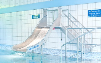 Slide Indoor Pool Büttgen
