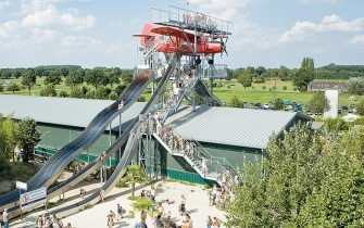 "Slide Leisure Park ""Irrland"""