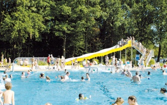 Slide Outdoor Pool Freilassing