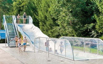 Slide Outdoor Pool Gerstungen