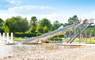 Slide Outdoor Pool Marktredwitz