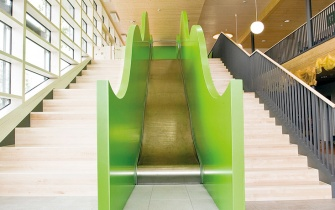 Slide Metro Sternchen Düsseldorf