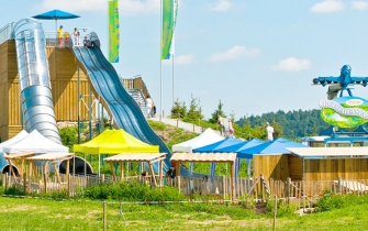Slide Ravensburger Spieleland