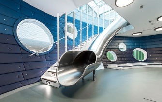 Slide Hospital Stuttgart