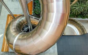 Slide Shopping Mall Regensburg