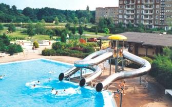 Slide Outdoor Pool Großräschen