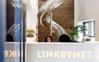 Slide LINKBYNET Saint-Denis