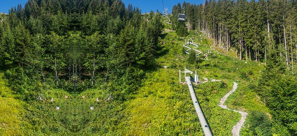 atlantics Forestslidepark Golm Tschagguns 1