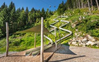 Slide Forestslidepark-Golm Tschagguns