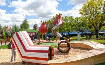 Slide Leisure Park Futuroscope Jaunay-Marigny