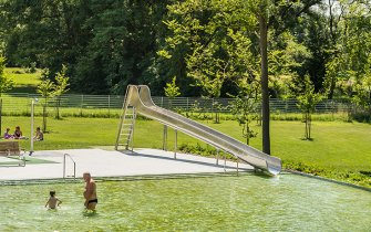 Slide Outdoor Pool Flehingen Oberderdingen