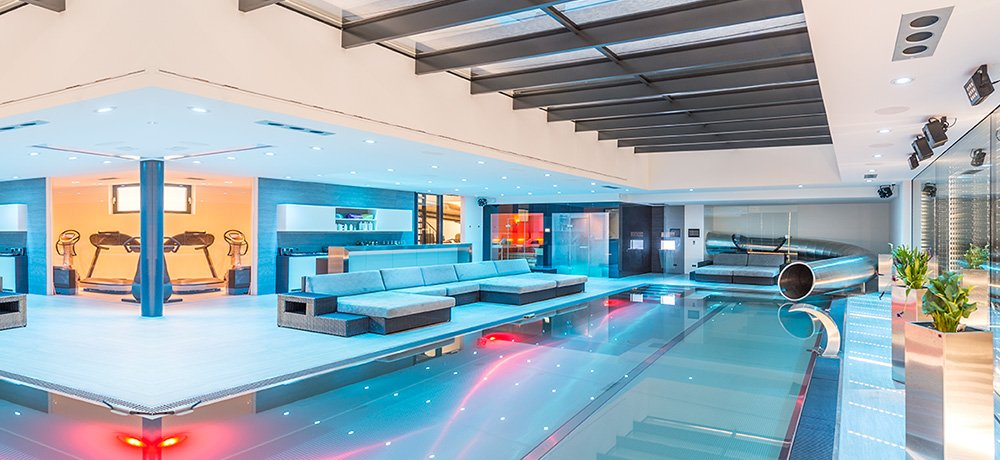 atlantics Private Pool Villach 1