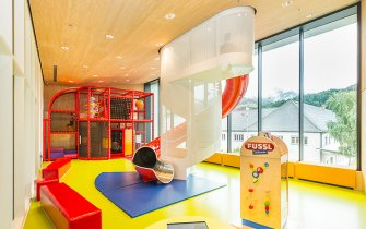 Slide Shopping Mall Arkade Liezen
