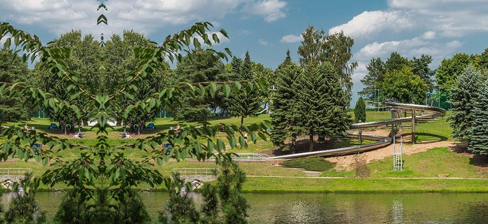 atlantics Water Reservoir Rabenstein Chemnitz 1