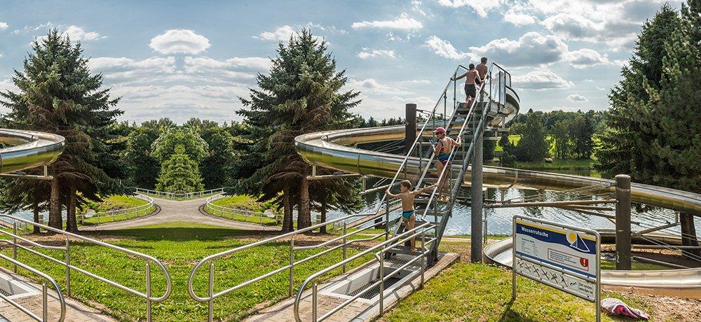 atlantics Water Reservoir Rabenstein Chemnitz 2