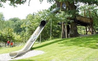 Rutsche Jagdschloss Prillwitz
