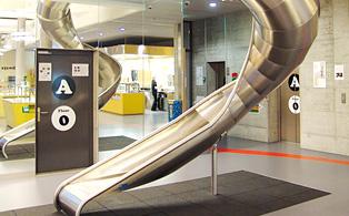 Rutsche Google Zürich