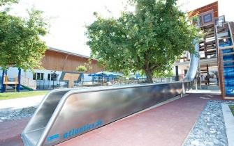 Rutsche Freizeitpark Niederbüren
