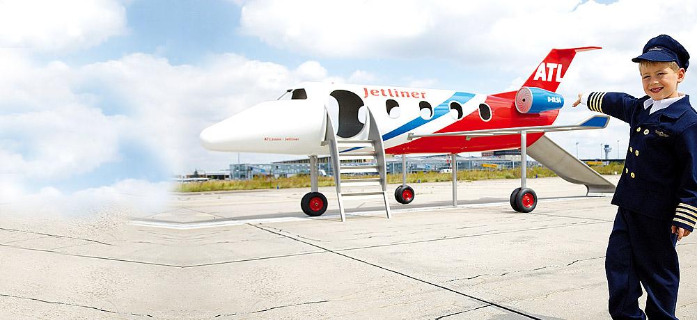 atlantics spielflugzeug designbeispiele
