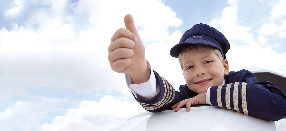 atlantics spielflugzeug zertifikat