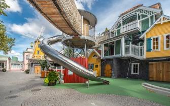 Rutsche Abenteuerpark Liseberg