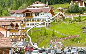 Rutsche Sporthotel Frühauf Krems