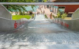 Rutsche Freibad Versmold