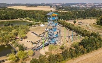 Rutsche Sonnenlandpark Lichtenau