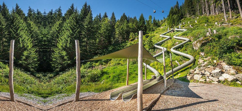 atlantics Waldrutschenpark Golm Tschagguns 10