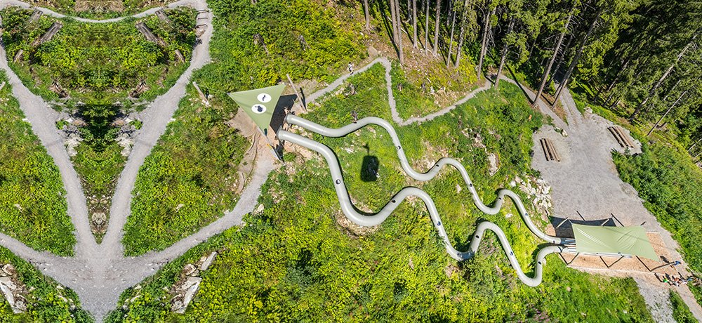 atlantics Waldrutschenpark Golm Tschagguns 12