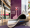 Indoor Slides – Shopping Mall Le Havre