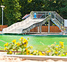 Wide Water Slides – Outdoor Pool Blankenburg