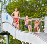 Wide Water Slides – Outdoor Pool Marktredwitz
