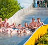 Water Slides with Plunge Pool – Outdoor Pool Schwandorf