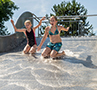 Wide Water Slides – Outdoor Pool Jena